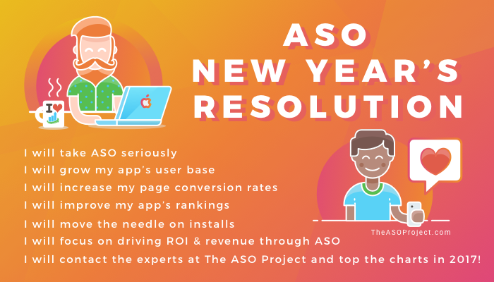 Infographic - New Years - The ASO Project