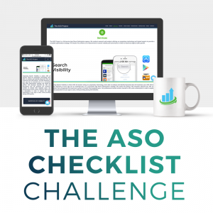 The ASO Checklist Challenge | Create your custom ASO Strategy