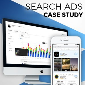 Apple Search Ads: Management Service & Case Study by The ASO Project