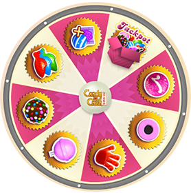 How Candy Crush used the Daily Booster Wheel to increase daily app user retention rate | The ASO Project | Blog
