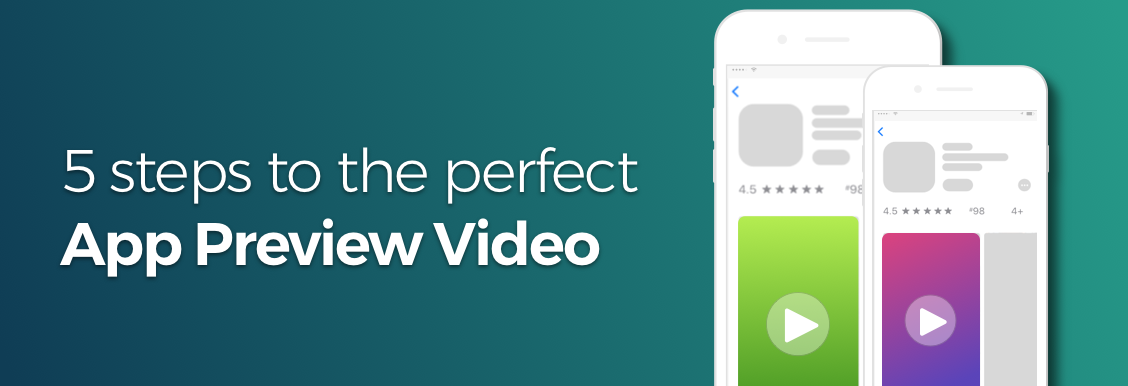 5 steps to creating a high converting app preview video | The ASO Project Blog | App Store Optimization