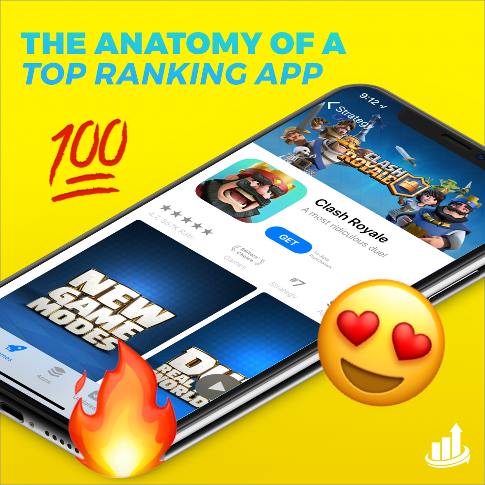 The anatomy of a top ranking app | The ASO Project Blog