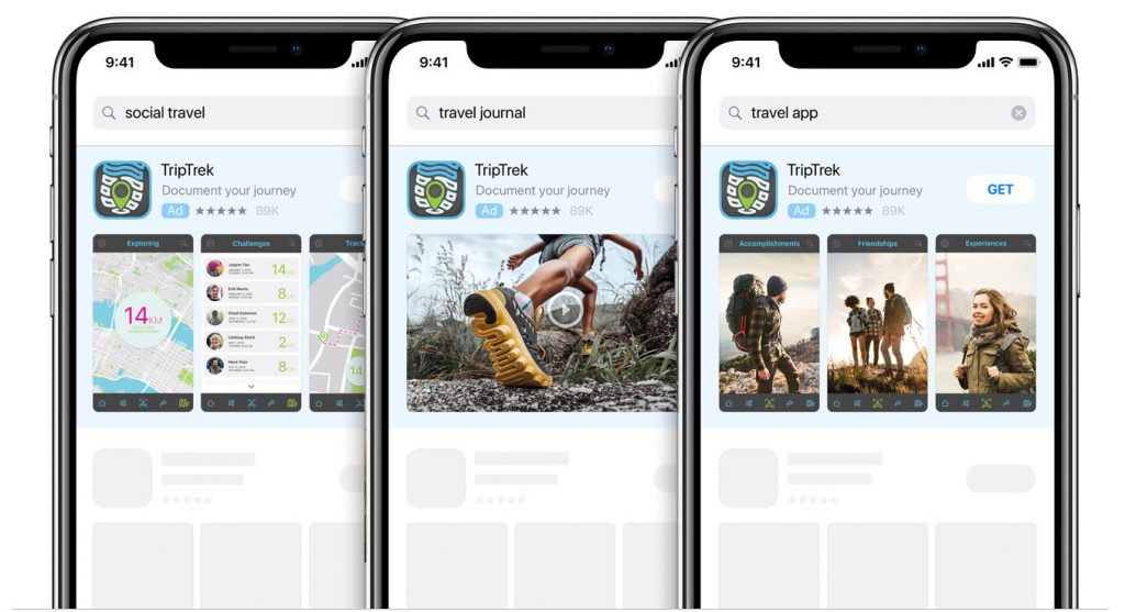 The secondary takeaway is related to the new Creative Ad Sets we spoke about in our recent article, How to split test on iOS [w/ Search Ads Creative Sets].