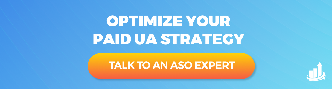 Optimize your paid user acquisition strategy | The ASO Project - Best App Store Optimization Company
